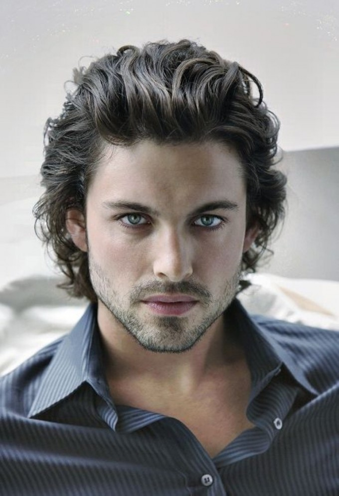 Hairstyle For Short Curly Hair | Best Short Hairstyles For Men | Hairstyles For Men With Curly Hair