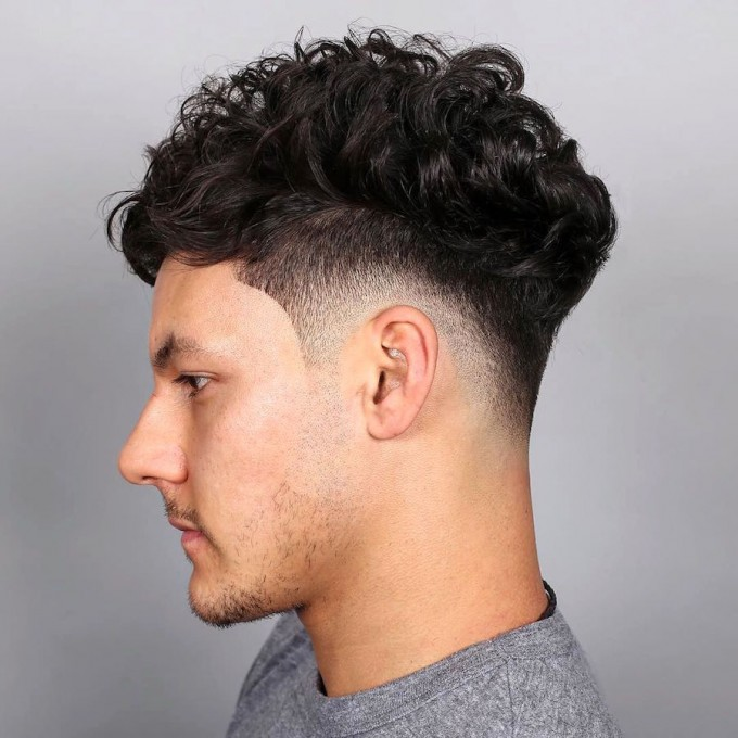 Hairstyles For Men With Curly Hair | Haircuts Curly Hair | Wavy Curly Hairstyles