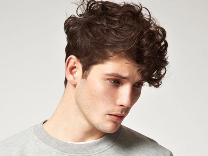 Hairstyles For Men With Curly Hair | Haircuts For Guys With Curly Hair | Curly Hairdos