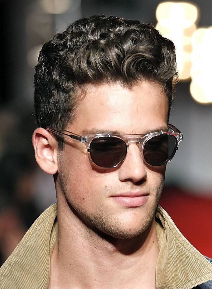 Hairstyles For Men With Curly Hair | Long Haircuts For Men | Haircuts For Men With Curly Hair