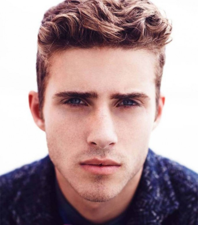 Hairstyles For Thick Wavy Hair   Pomade For Curly Hair   Haircuts For Men With Curly Hair