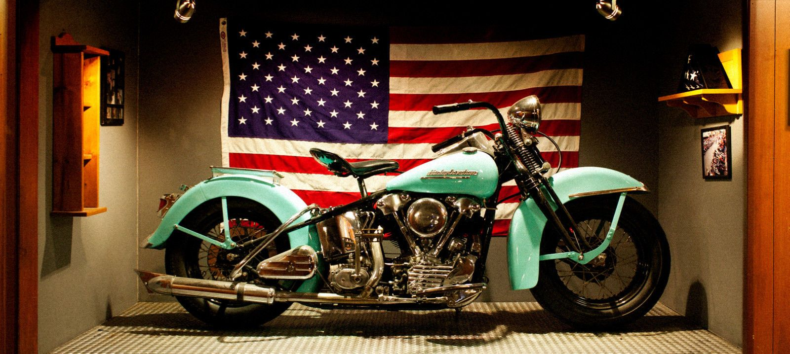 Harley Davidson Knucklehead Motor | Sons of Anarchy Bikes | Jax Sons of Anarchy Bike