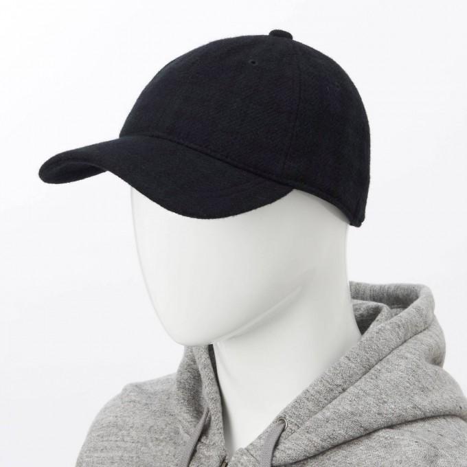 Hats With Leather Strap   Denim Ball Cap   Wool Baseball Cap