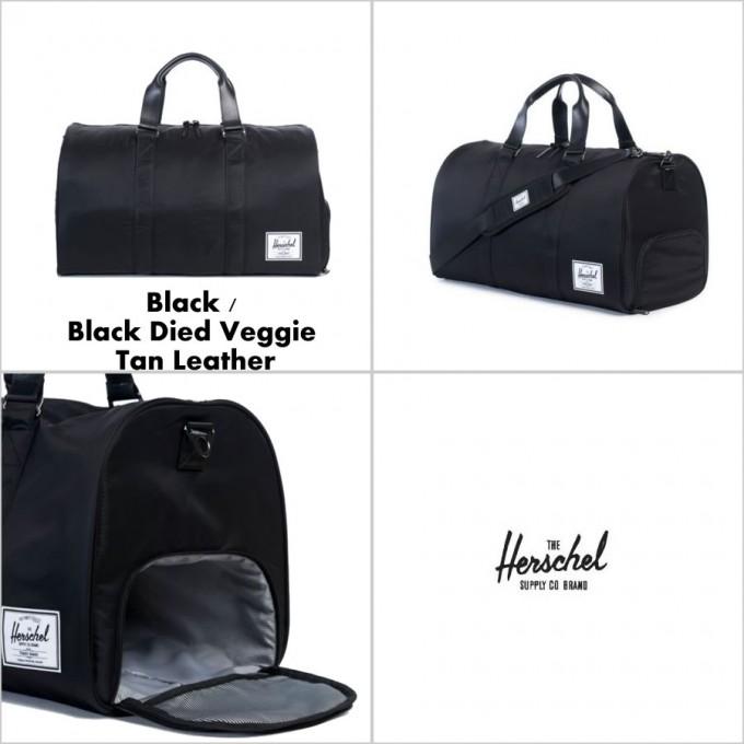 Herschel Duffle Bag | Herschel Duffel | Herschel Grey Backpack