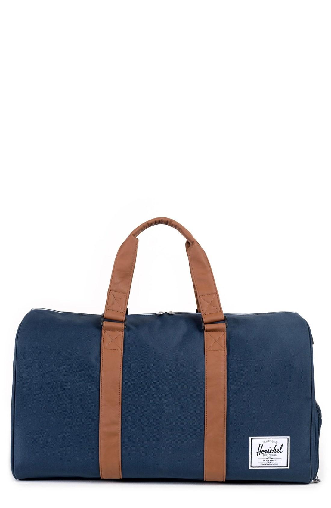 Herschel Duffle Bag | Herschel Duffle | Herschel Backpack Black