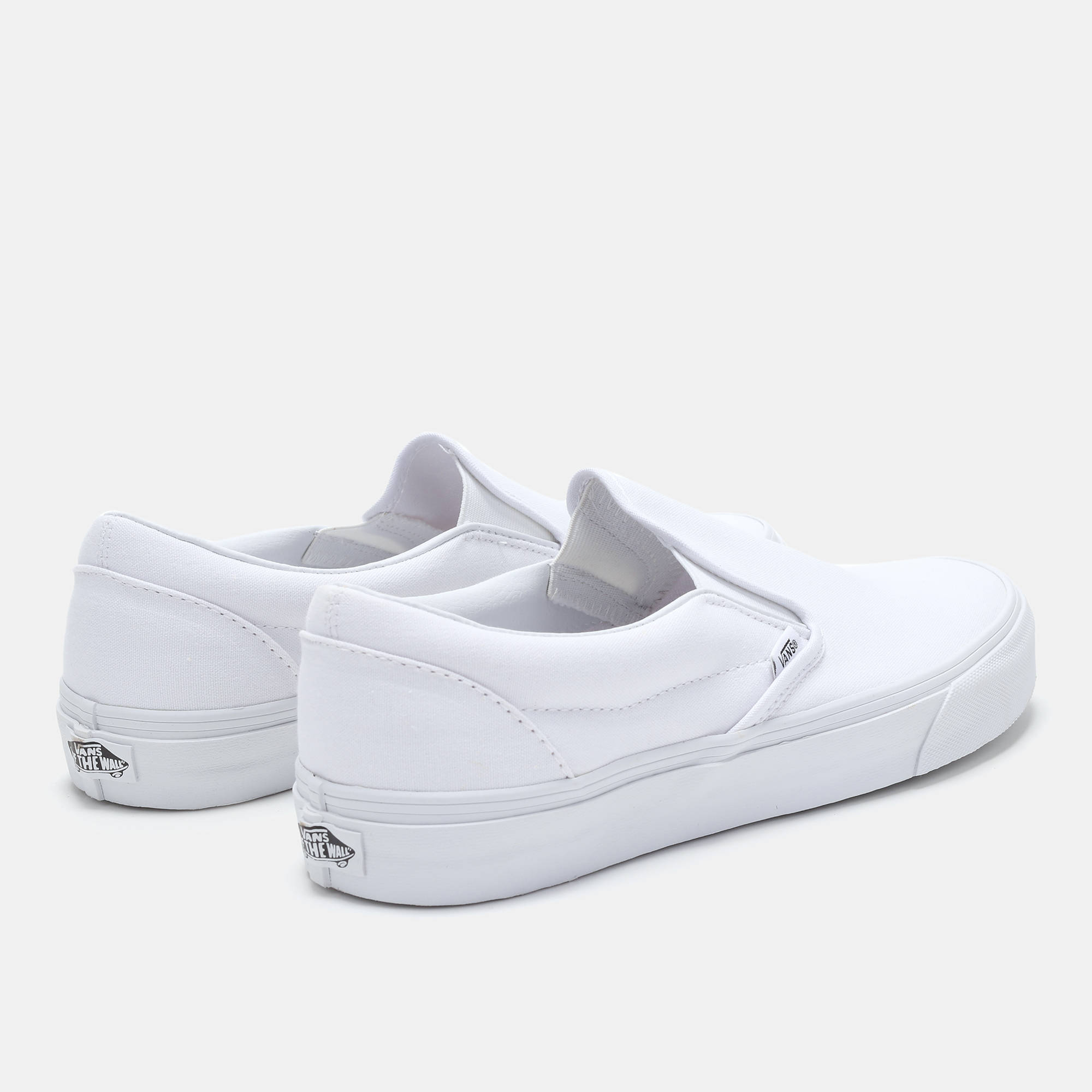 High Tops Vans | White Van Slip Ons | Vans Slip on Skate Shoe