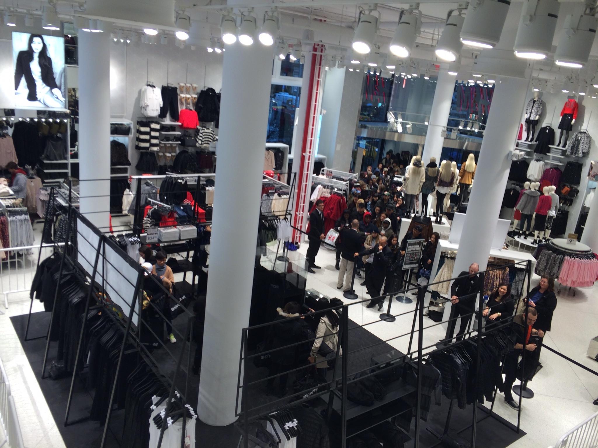 H&m Portland | H&m Soho | H&m Nj
