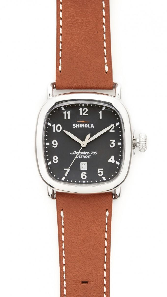 How Much Are Shinola Watches | Detroit Watch Maker | Shinola Watch