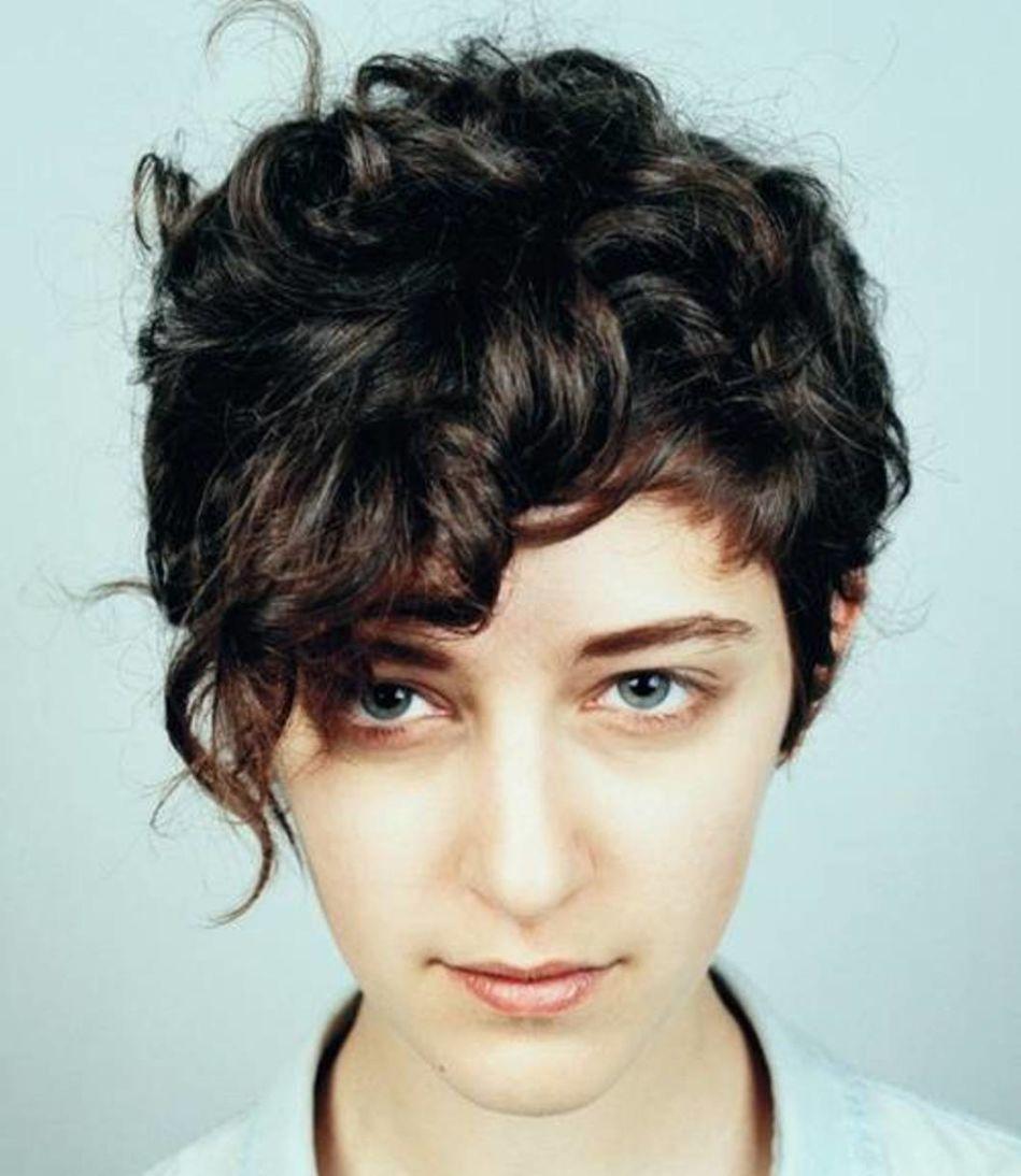 How to Curl Short Hair with Flat Iron | Short Wavy Hair | Short Layered Hair Cuts