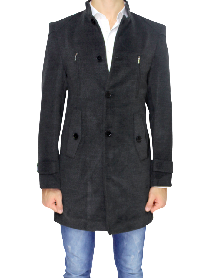 Hugo Boss Coats | Long Trench Coat Men | Mens Overcoats