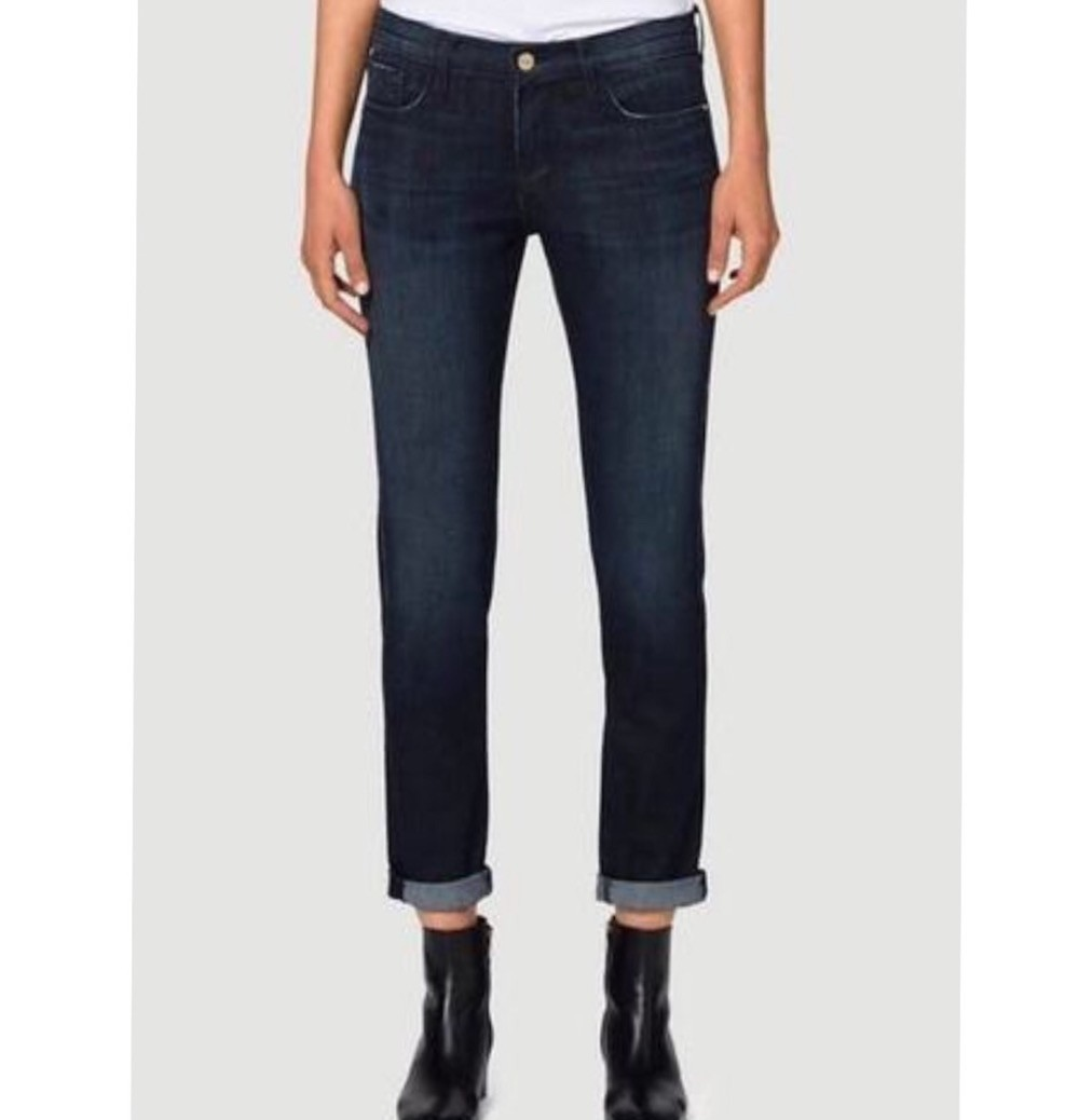 Incredible Slouchy Slim Jeans | Adorable Frame Denim Le Garcon
