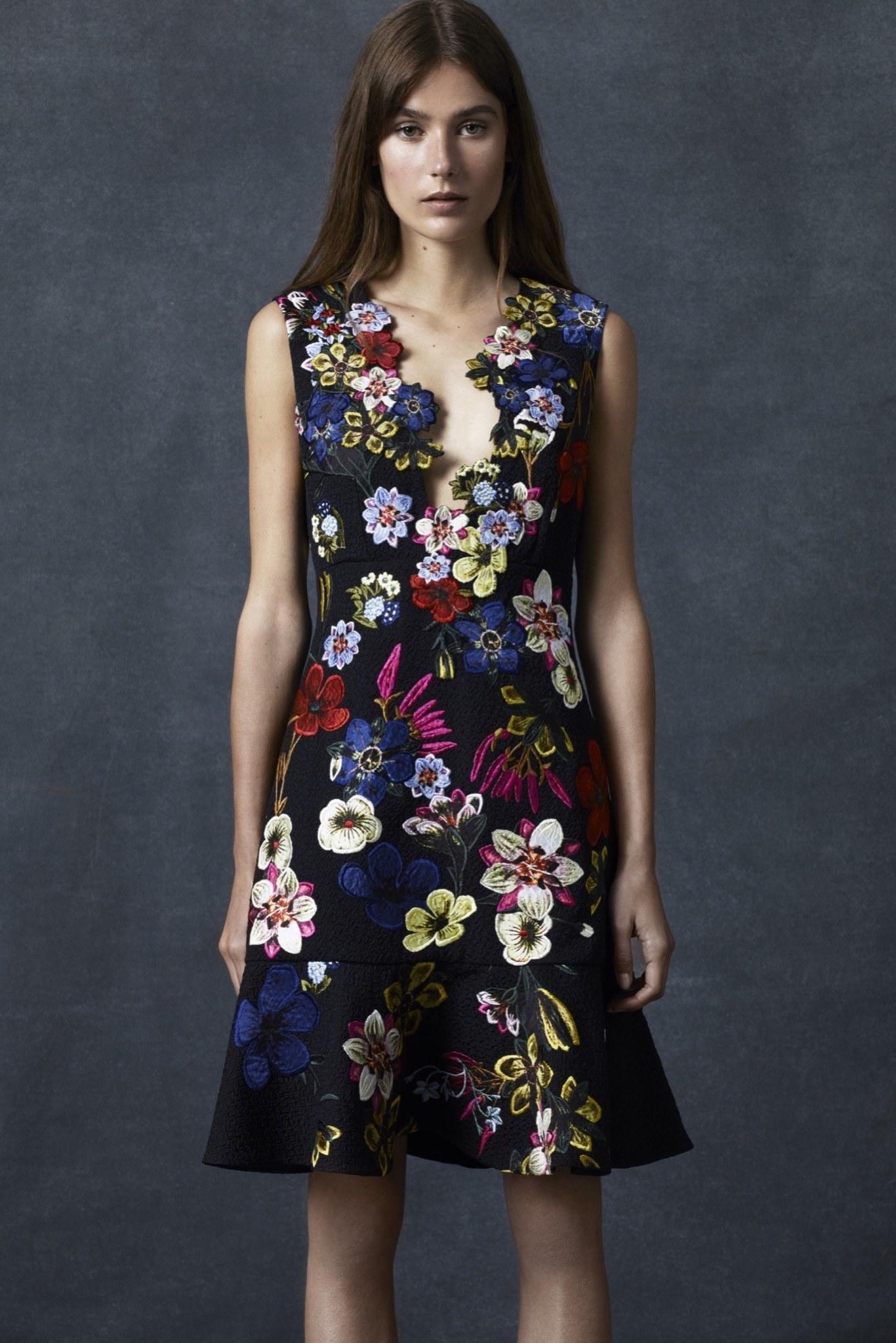 Inspiring Erdem Dress | Miraculous Erdem Fashion Designer