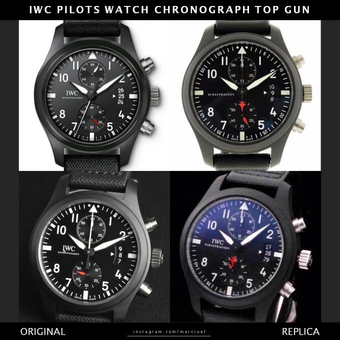 Iwc Aviator | Big Pilot Perpetual Calendar | Iwc Top Gun