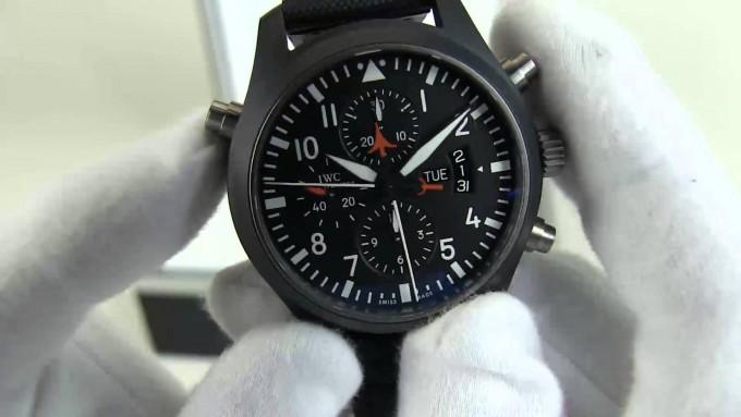 Iwc Big Pilot Watch | Iwc Big Pilot Ceramic | Iwc Top Gun