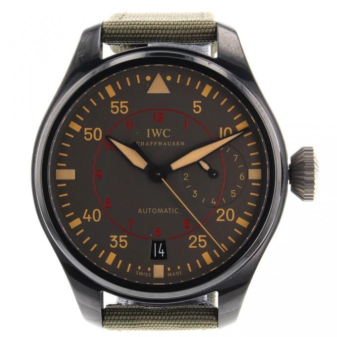 Iwc Chronograph Pilot | Iwc Top Gun | Pilot Iwc