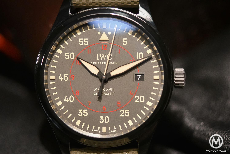Iwc Pilot Chronograph Top Gun | Iwc Top Gun | Iwc Miramar Top Gun