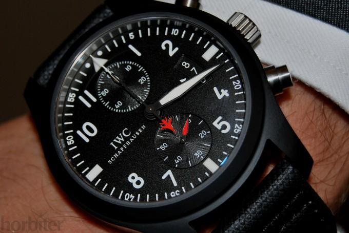 Iwc Pilot Watch Review | Iwc Top Gun | Iwc Top Gun Big Pilot