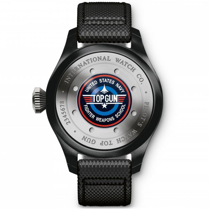 Iwc Top Gun | Classic Aviator Watch | Iwc Top Gun Strap