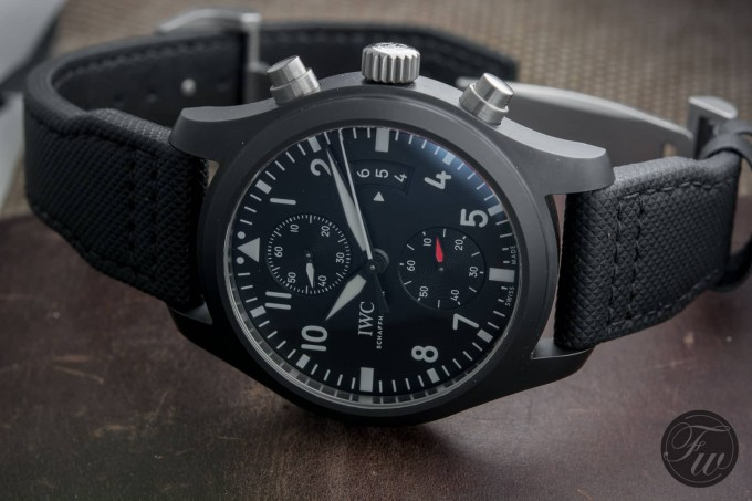 Iwc Top Gun | Iwc Pilots Chronograph | Iwc Top Gun Double Chronograph