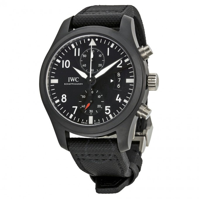 Iwc Top Gun | Iwc Top Gun Double Chronograph | Iwc Chrono