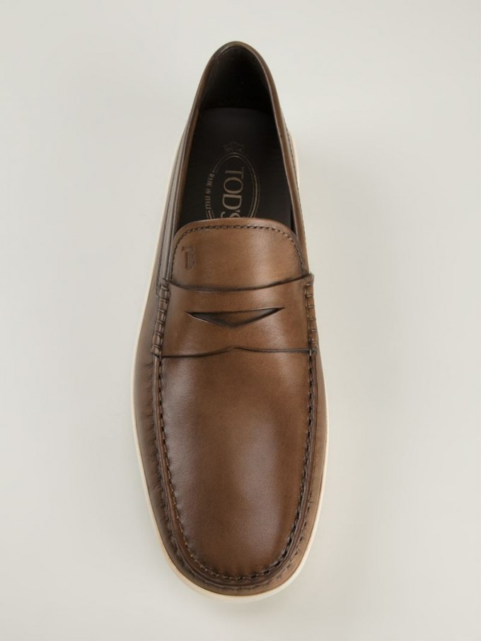 Jp Tods Shoes | Tods Moccasins | Tods Loafers