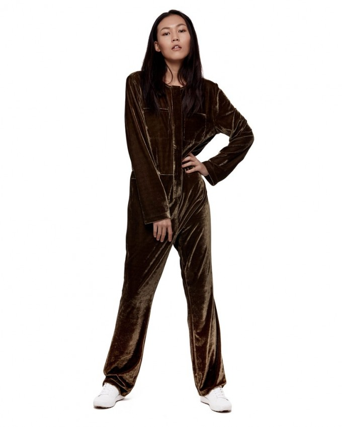 Juicy Couture Outfits | Velor Jumpsuit | Custom Tracksuits
