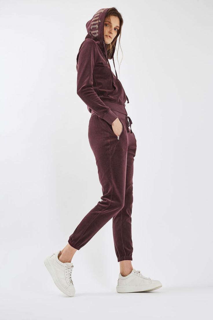 Juicy Couture Sweatpants | Velor Jumpsuit | Plus Size Velour Tracksuit