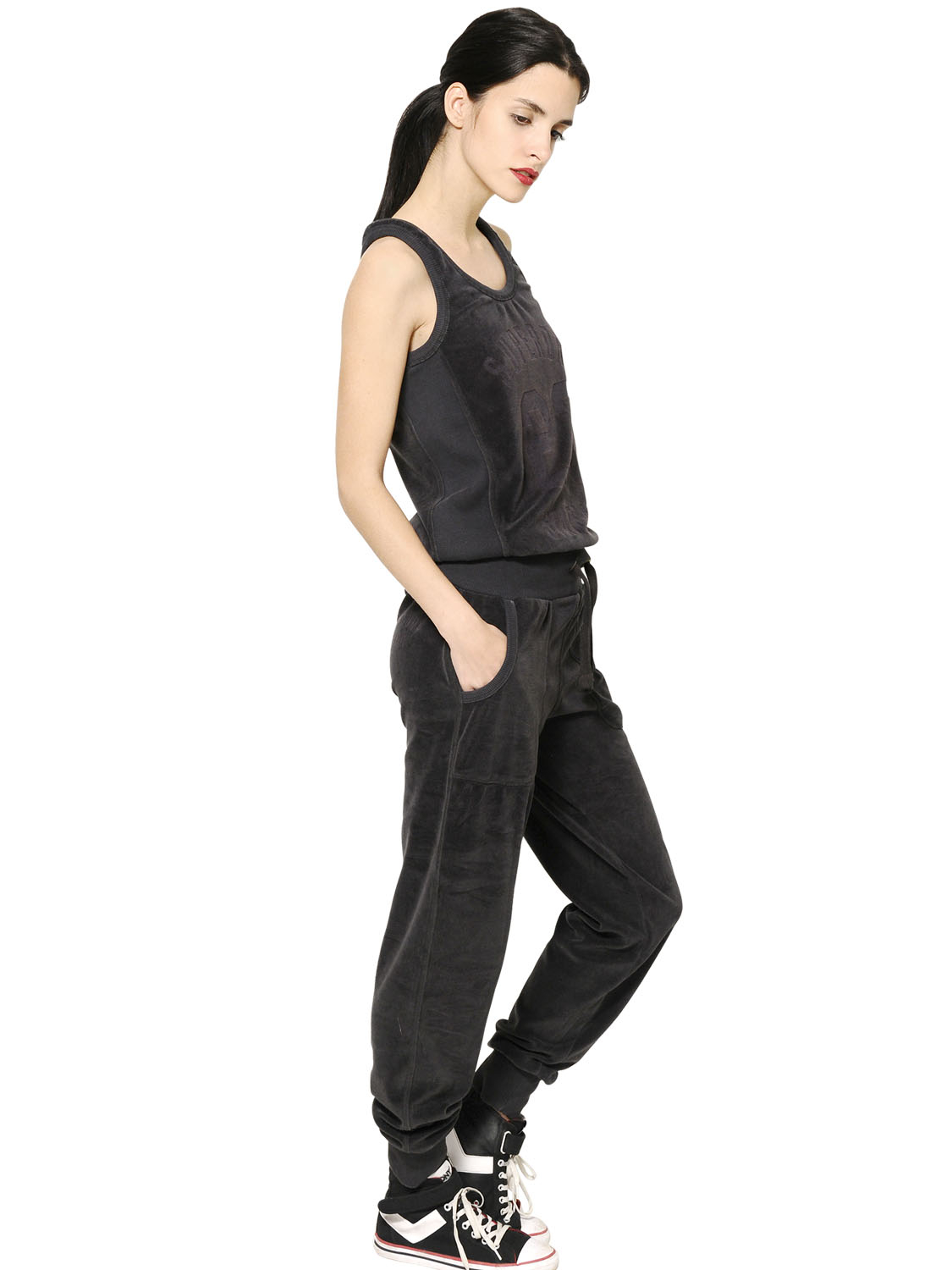 Juicy Couture Velour Pants | Tracksuit Velvet | Velor Jumpsuit