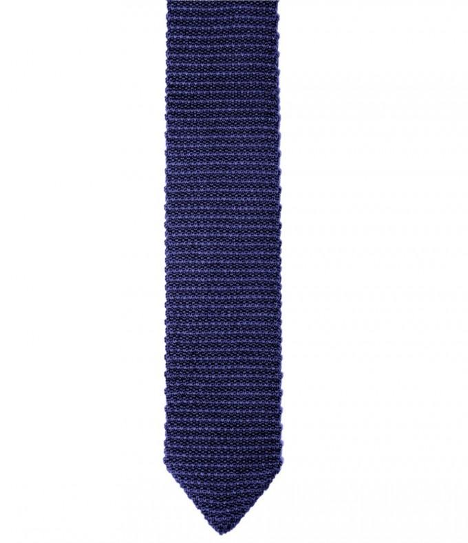 Knit Ties | Black Knitted Tie | Knit Ties