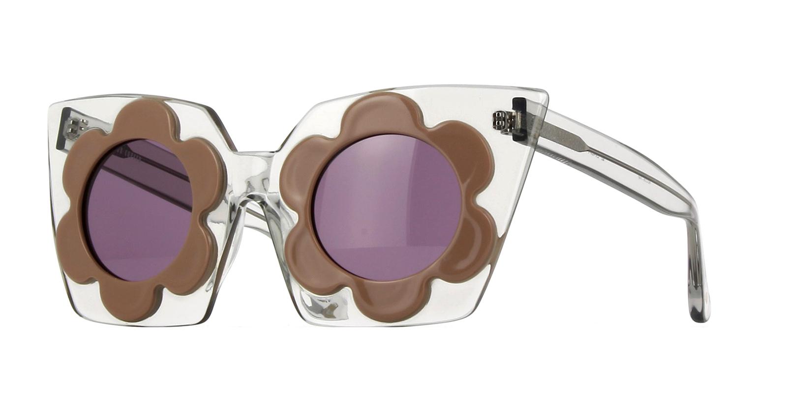 Kris Van Assche Linda Farrow Sunglasses | Luxe Eyeglass Frames | Linda Farrow Sunglasses