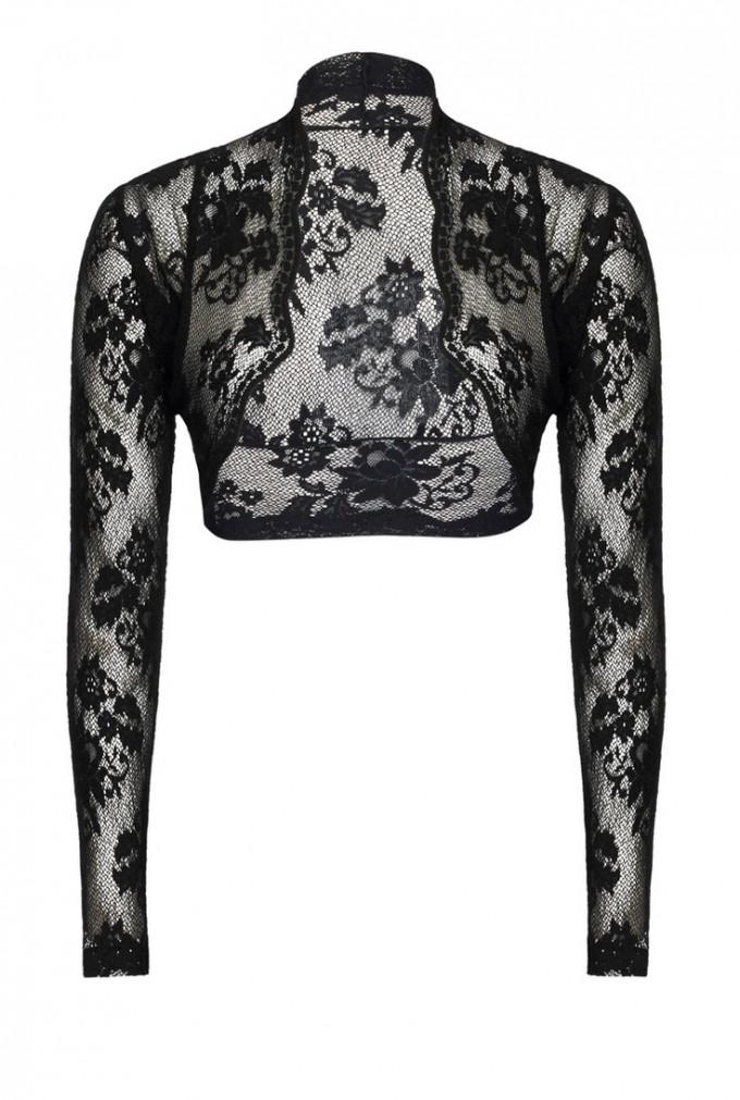 Lace Shrug | Womens Summer Cardigans | Short Sleeve Lace Shrug