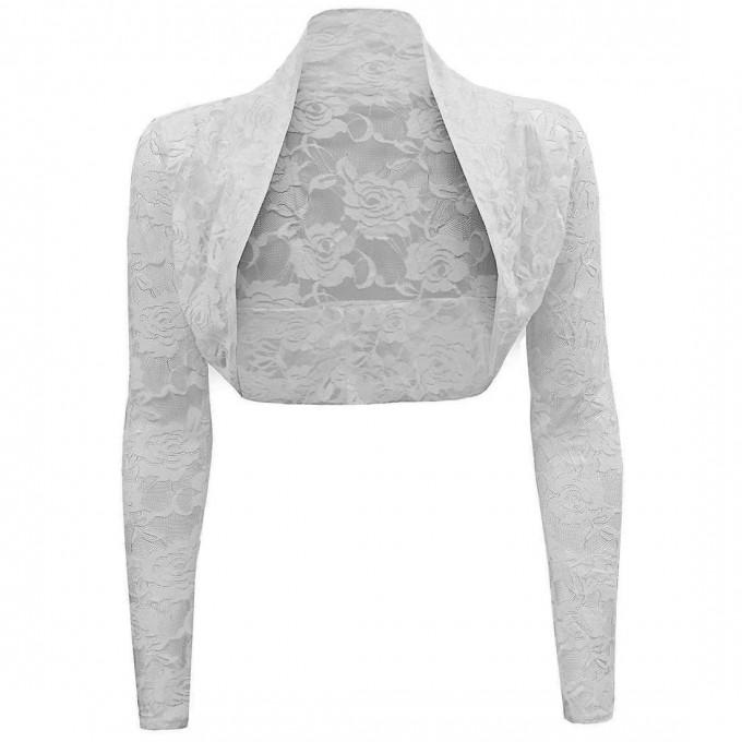 Lace Wedding Shrug | Lace Shrug | Bolero Cardigan