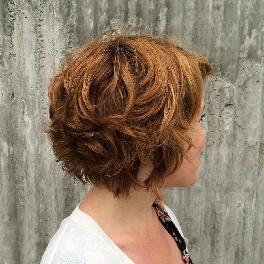 Layered Curly Hair | Layered Haircuts for Curly Hair | Layered Bobs for Curly Hair