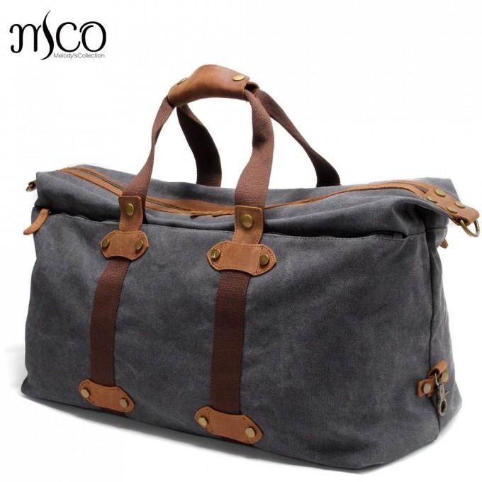 Leather Duffle Bag Mens   Weekender Bag For Men   Weekend Bags For Men Leather