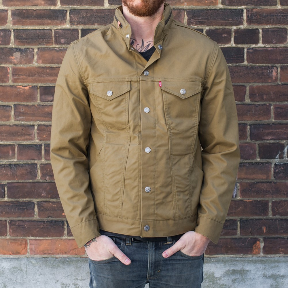 Levis Commuter Jacket | Bike Commuter Clothing | 511 Commuter