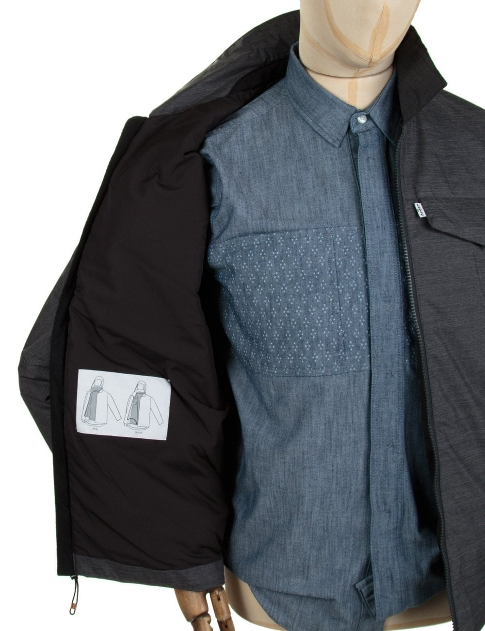 Levis Commuter Jacket | Commuter Clothing | Levis Commuter Jacket