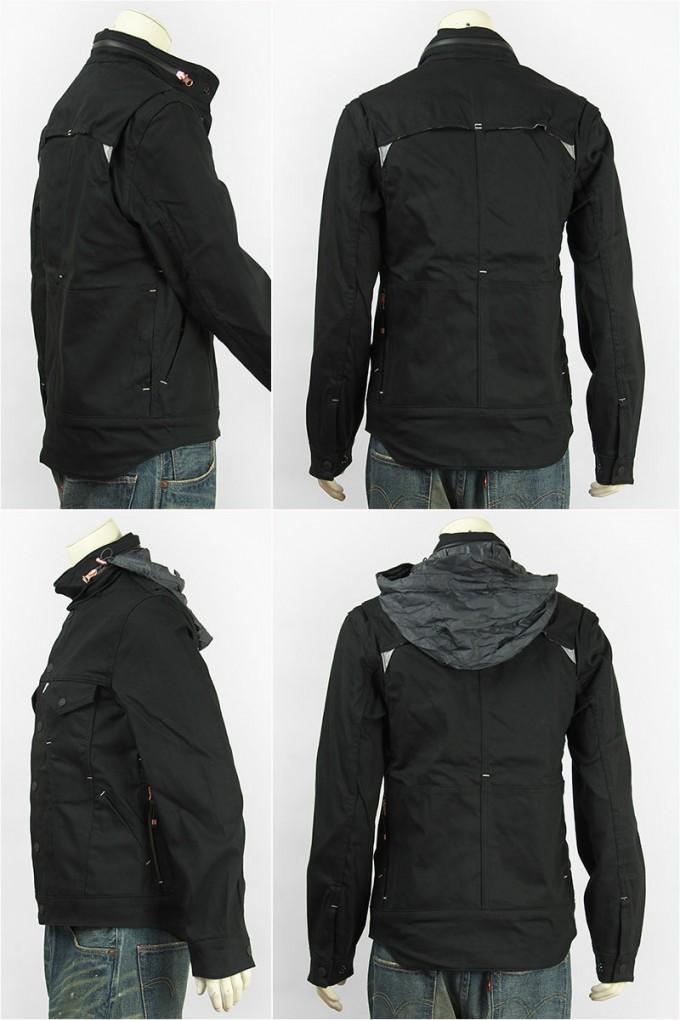 Levis Commuter Jacket | Levis 511 Commuter Jeans | Commuter Pants