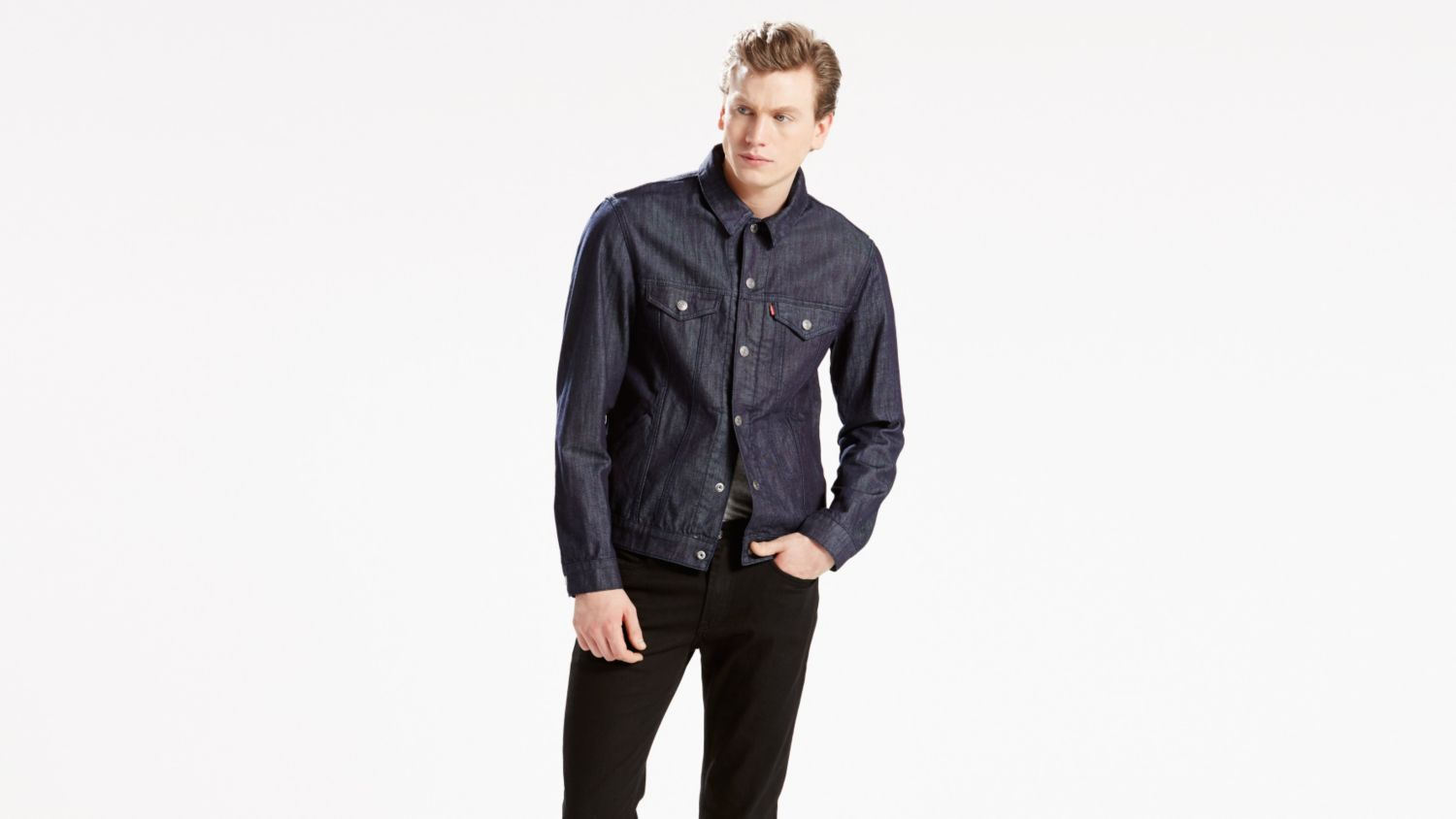 Levis Commuter Jacket | Levis Commuter 504 | Commuter Cycling Clothes