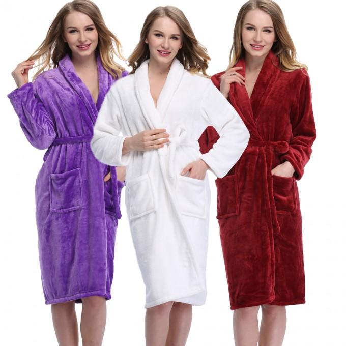 Lightweight Bathrobe   Lightweight Robes   Plush Bathrobes