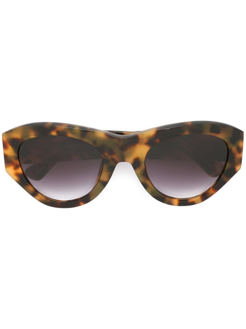 Linda Farrow Luxe Sunglasses | Linda Farrow Mickey Mouse Sunglasses | Linda Farrow Sunglasses
