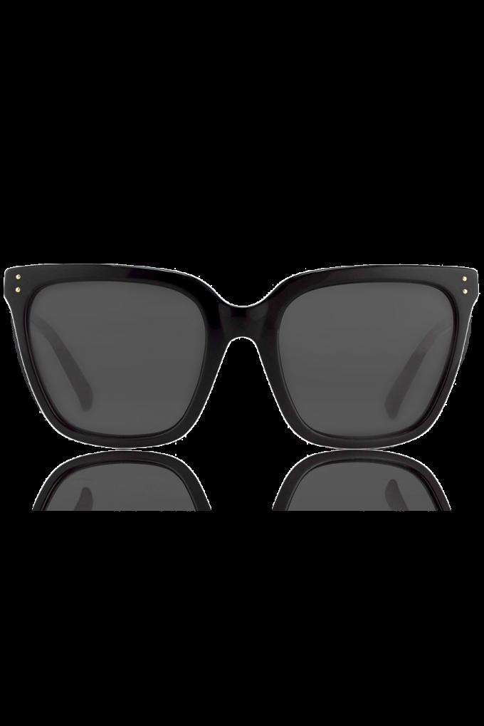 Linda Farrow Sunglasses | Linda Farrow Oversized Round Sunglasses | Luxe Eyeglass Frames