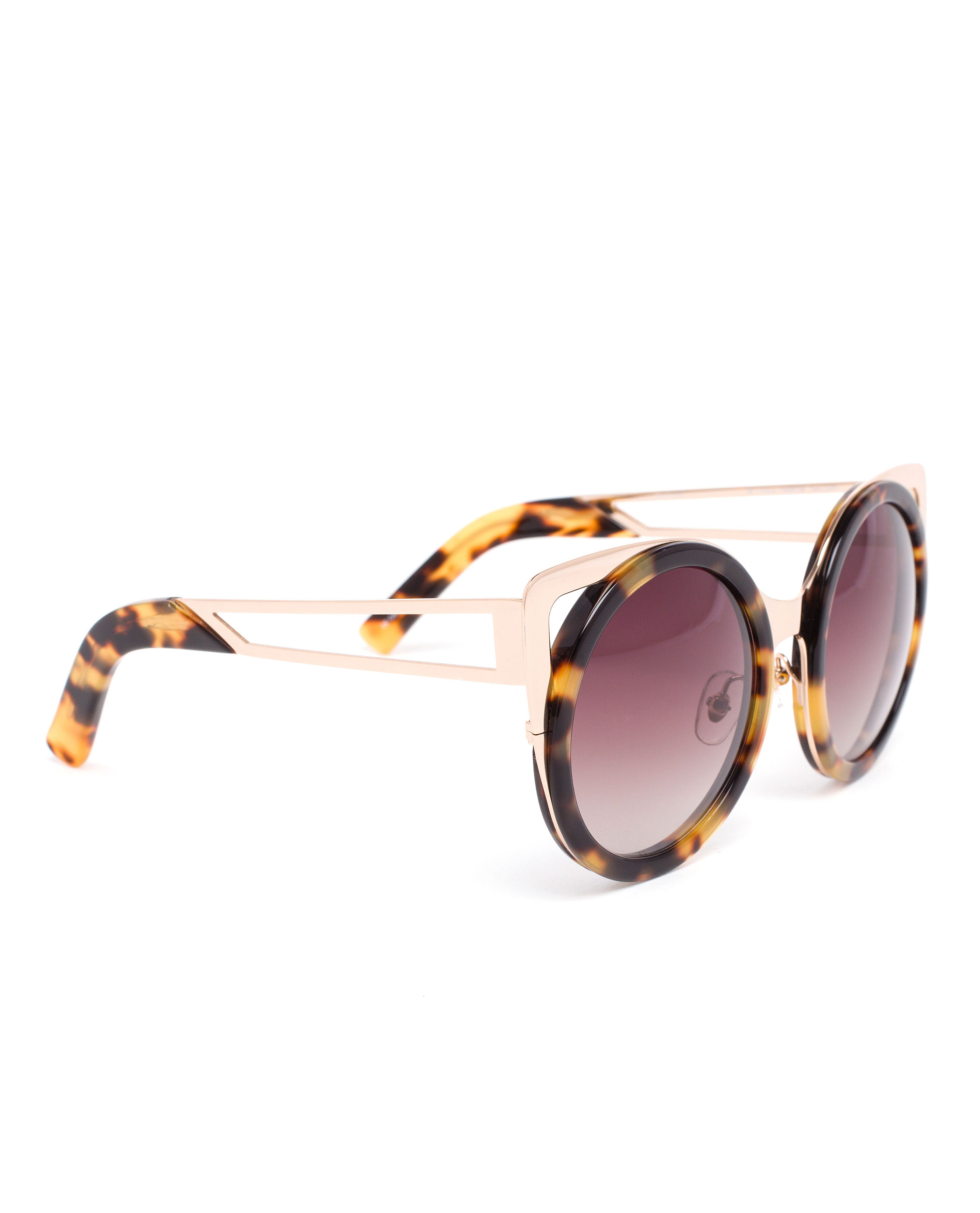 Linda Farrow Sunglasses | Linda Farrow The Row | Linda Farrow Gilt