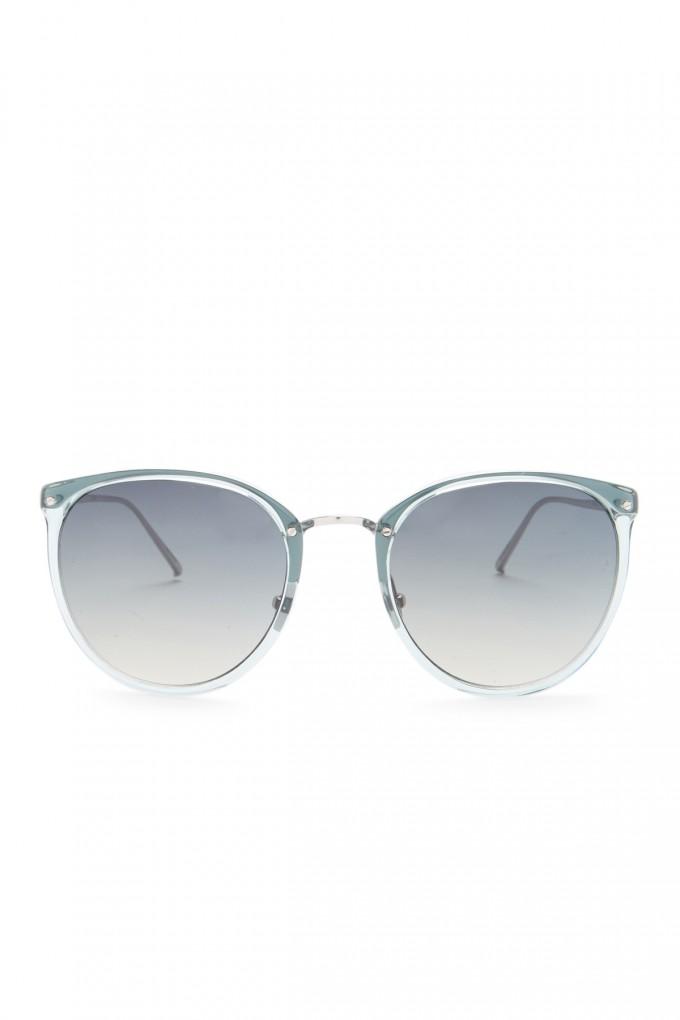 Linda Farrow Sunglasses | Sunglass Optical | Linda Farrow Gold Sunglasses