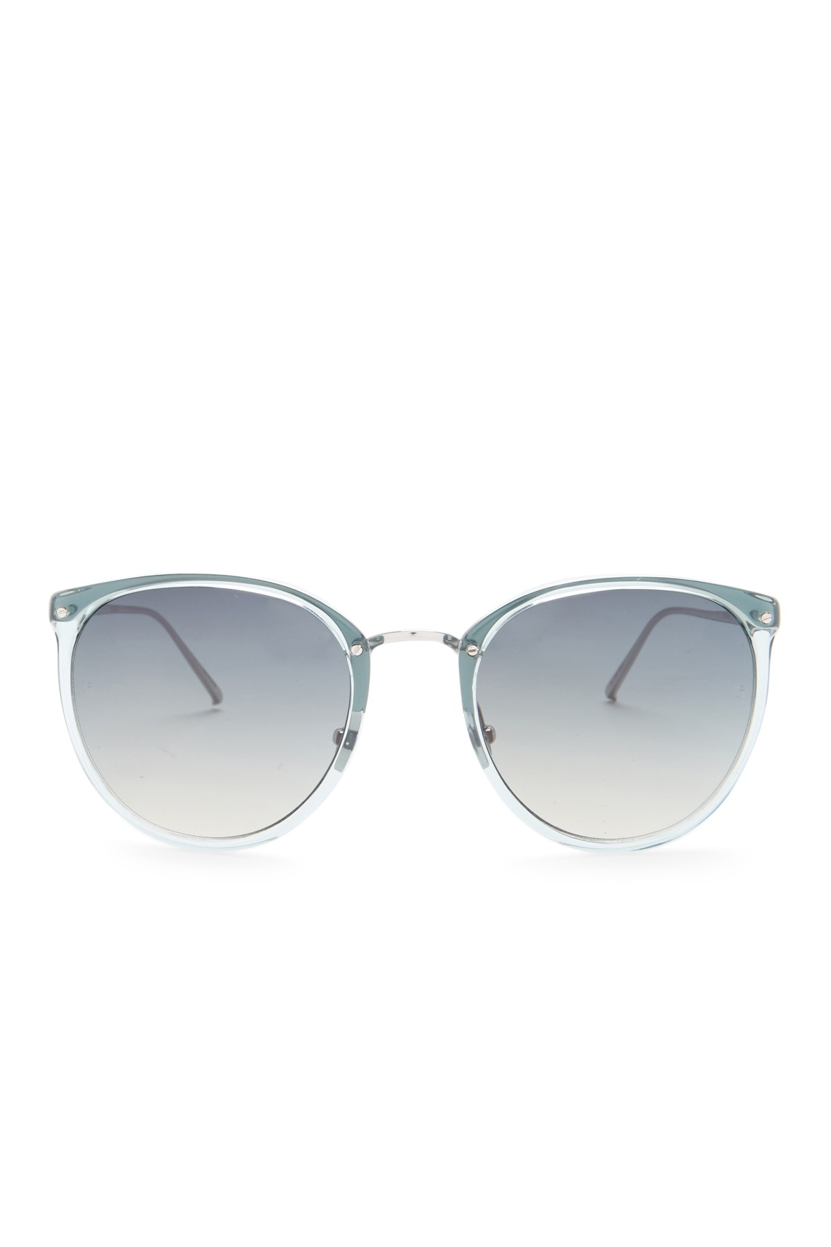 Linda Farrow Sunglasses | Sunglass Optical | Linda Farrow Gold Sunglasses