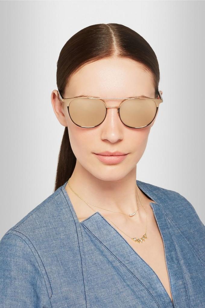 Linda Farrow Sydney | Linda Farrow Sunglasses | Erdem Sunglasses