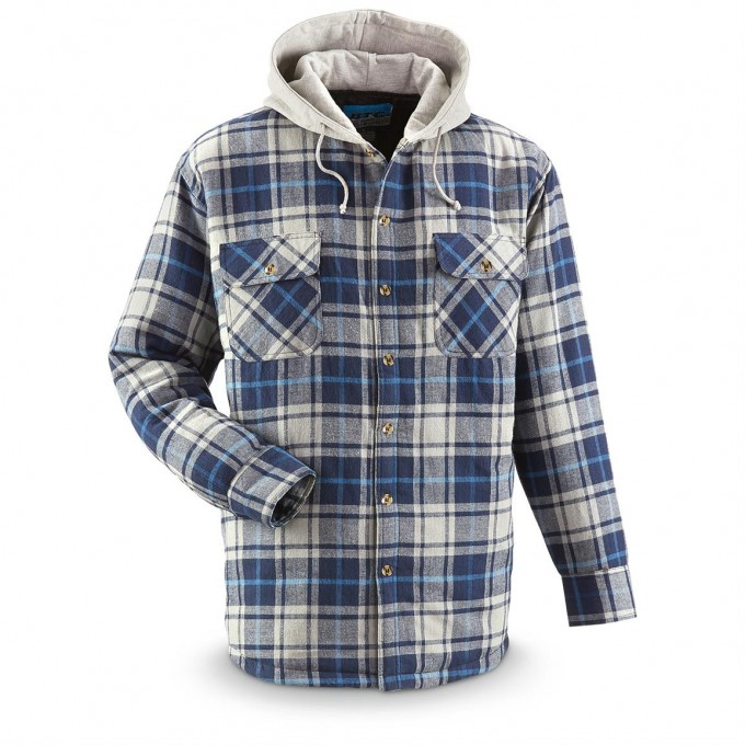 Ll Bean Plaid Shirts | Cotton Flannel Shirts | Quilted Flannel Shirt