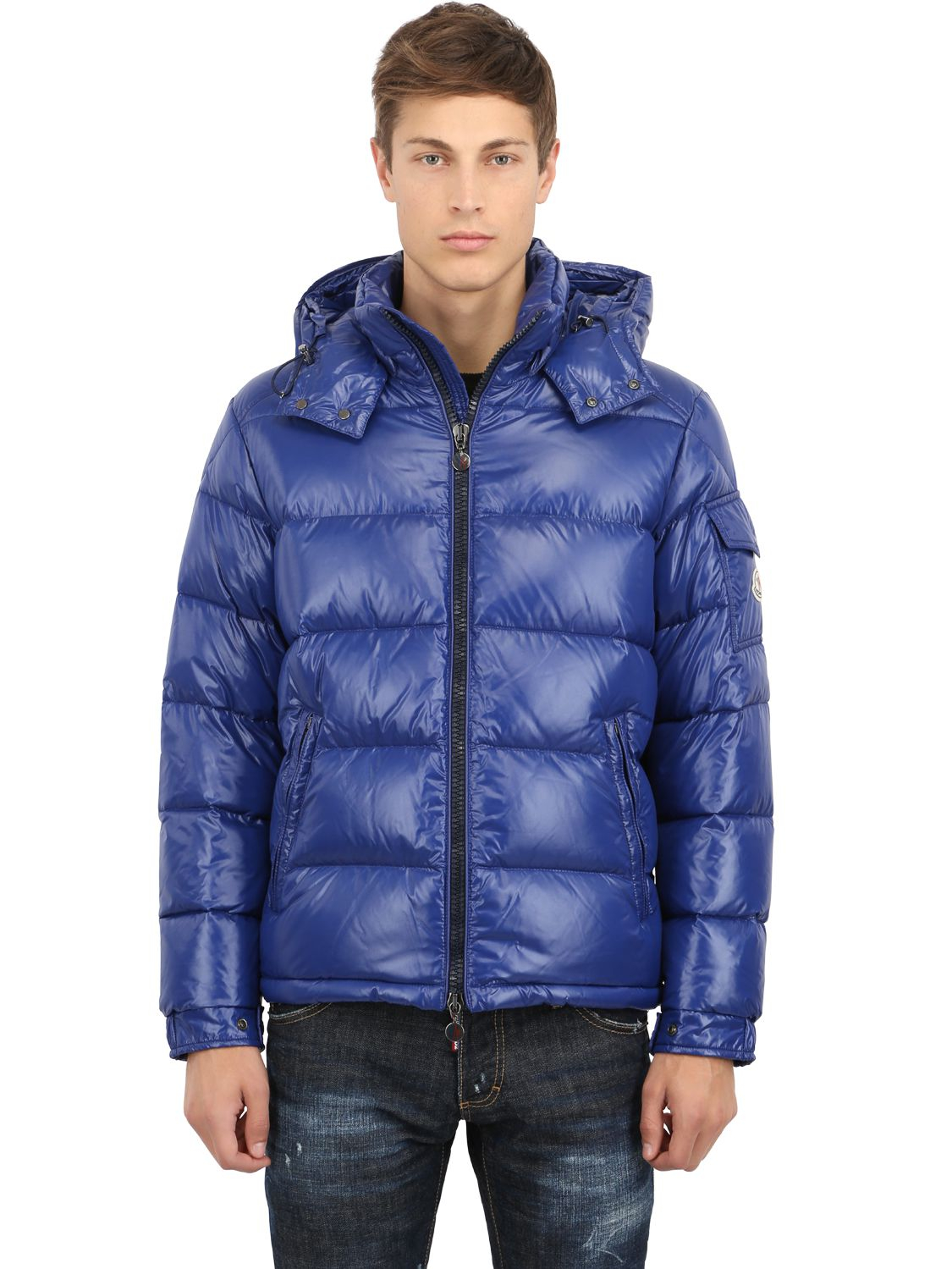 Lovable Moncler Maya Black | Wonderful Moncler Maya