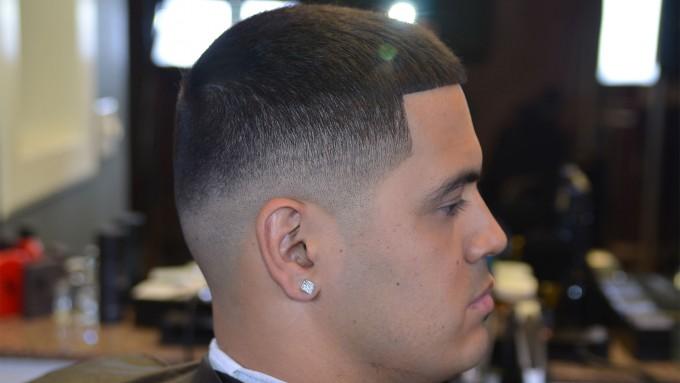 Low Fade Haircut | Fade Hairstyles For Men | Bald Fade
