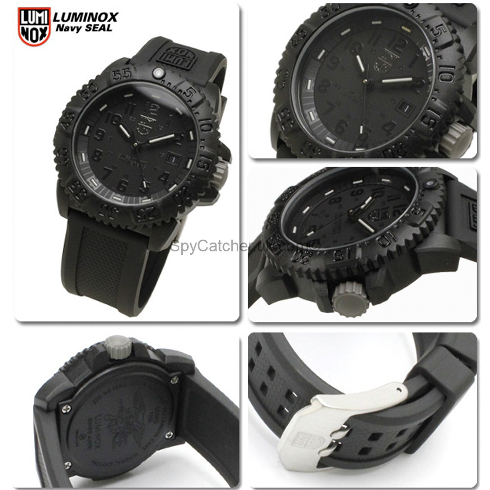 Luminox 3051 | Cheap Navy Seal Watches | Luminox Watch Reviews