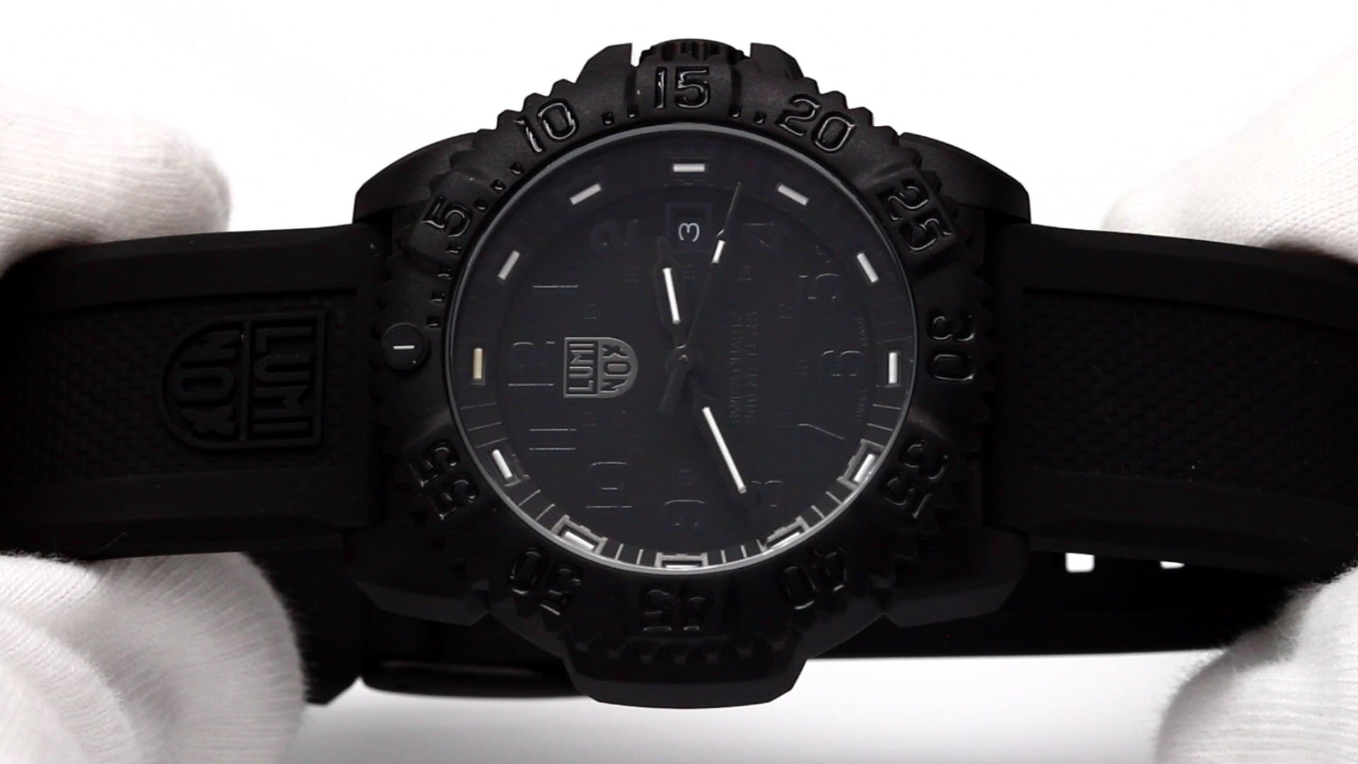 Luminox 3051 | Luminox 3050 | Luminox 3080 Blackout